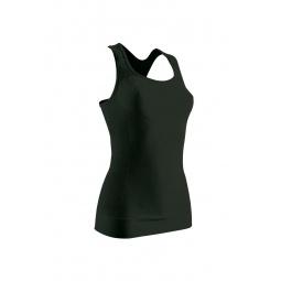 фото Майка спортивная для похудения Lytess Sport Range. Цвет: черный. Размер: L/XL