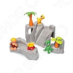Набор развивающий Tolo Toys Динозавры фигурки игрушки tolo фигурка пещерная девочка