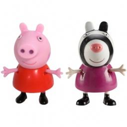 фото Набор из двух мини-фигурок Росмэн «Пеппа и Зои»