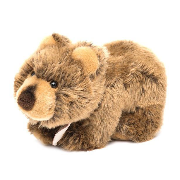 фото Мягкая игрушка Trudi Бурый мишка