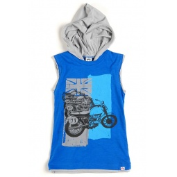 фото Майка с капюшоном Appaman Bikes Hooded. Рост: 128-134 см