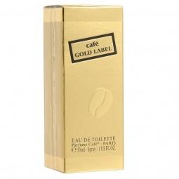 Купить Туалетная вода для женщин Cafe-Cafe Gold label, 30 мл