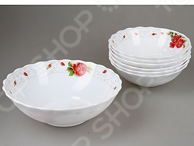 Набор столовой посуды Rosenberg 1205-110 набор для специй rosenberg rgs 075017