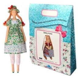Купить Подарочный набор для изготовления текстильной игрушки Кустарь «Анастасия»