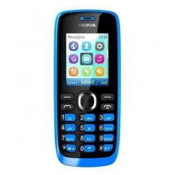 фото Мобильный телефон Nokia 112. Цвет: голубой