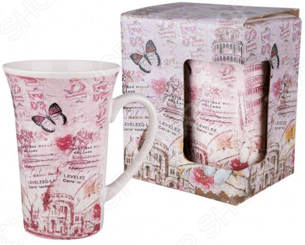 Кружка Miolla «Цветы»Кружки. Чашки<br>Начните утро с любимого напитка! Кружка Miolla Цветы изготовлена из высококачественной керамики и дополнена дизайнерским рисунком. Посуда из этого материала позволяет максимально сохранить полезные свойства и вкусовые качества воды. Заварите крепкий, ароматный чай или кофе в представленной модели, и вы получите заряд бодрости, позитива и энергии на весь день! Классическая форма и универсальная цветовая гамма изделия позволят наслаждаться любимым напитком в атмосфере еще большей гармонии и эмоциональной наполненности.  Преимущества кружки Miolla Цветы :  Изготовлена из керамики, что позволяет сохранить полезные свойства и вкусовые качества воды.  Украшена интересным рисунком.  Ее можно мыть в посудомоечной машине, что облегчает уход.  Поставляется в подарочной упаковке. Кружка Miolla Цветы является прекрасным подарком для ваших любимых, родных и близких.<br>