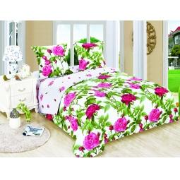 фото Комплект постельного белья Amore Mio Svidanie. Poplin. 1,5-спальный