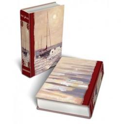 фото Книга-шкатулка Феникс-Презент «Морской пейзаж»