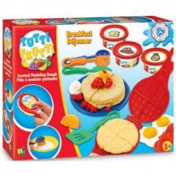Купить Набор массы для лепки Bojeux «Завтрак»