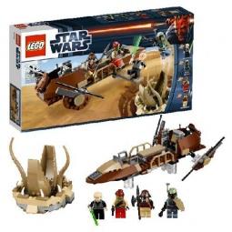 фото Конструктор LEGO Пустынный скиф