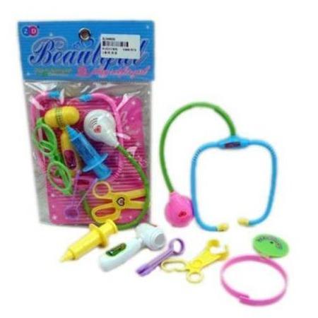 Купить Игровой набор для девочки Shantou Gepai «Набор доктора». В ассортименте