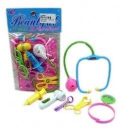 фото Игровой набор для девочки Shantou Gepai «Набор доктора». В ассортименте