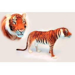 фото Мягкая игрушка Hansa «Тигр стоящий»