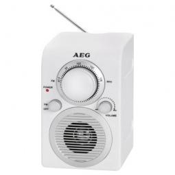 фото Радиоприемник AEG MR 4129. Цвет: белый