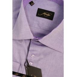 фото Рубашка Mondigo 501036. Цвет: фиолетовый. Размер одежды: L