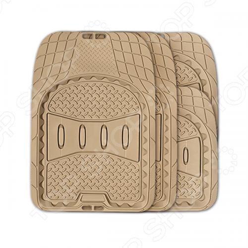 Набор ковриков-трансформов для салона Autoprofi TER-520 Autoprofi - артикул: 575505