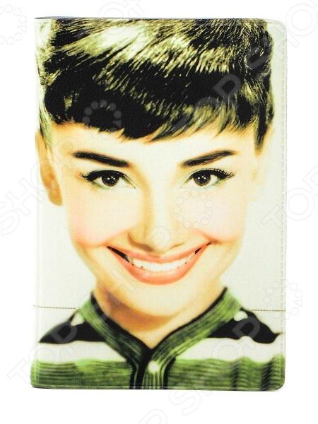 Визитница Mitya Veselkov «Одри улыбается»
