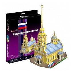 Купить Пазл 3D CubicFun «Петропавловский собор»
