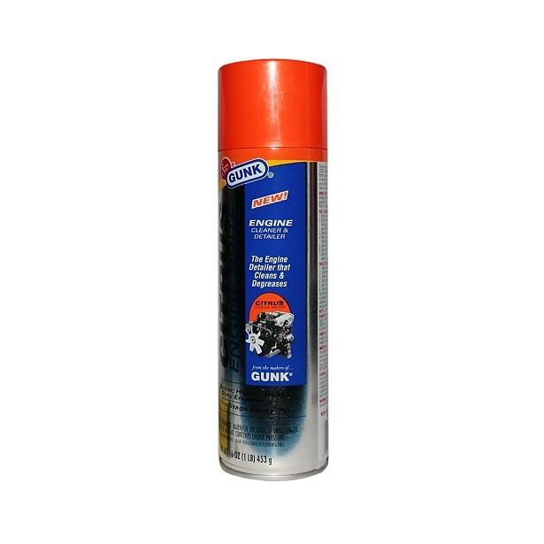 фото Очиститель двигателя с запахом цитруса GUNK CEB1