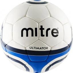 фото Мяч футбольный Mitre Ultimatch