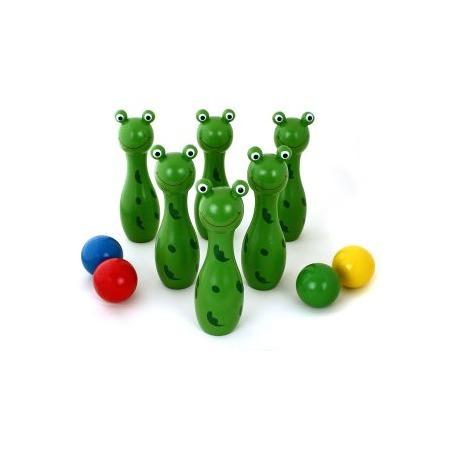 Купить Боулинг детский Mapacha «Забавные лягушата»