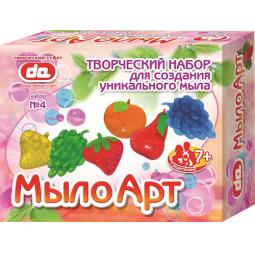 Купить Набор для изготовления мыла ДЕТИ АРТ «Мыло Арт. Фрукты»
