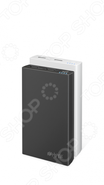 Аккумулятор внешний HIPER RP10000 внешний аккумулятор hiper rp10000 10000mah черный
