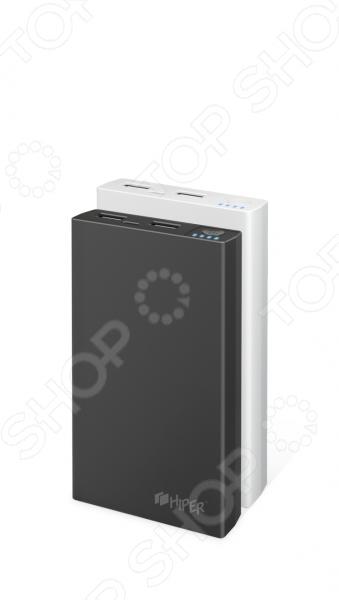 Аккумулятор внешний HIPER RP10000 внешний аккумулятор для портативных устройств hiper rp10000 gzhel rp10000gzhel