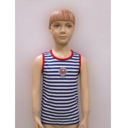 фото Майка для мальчика Свитанак 106577. Размер: 30. Рост: 110 см