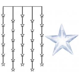 фото Гирлянда-занавес Star Trading 2006-24 со звездами