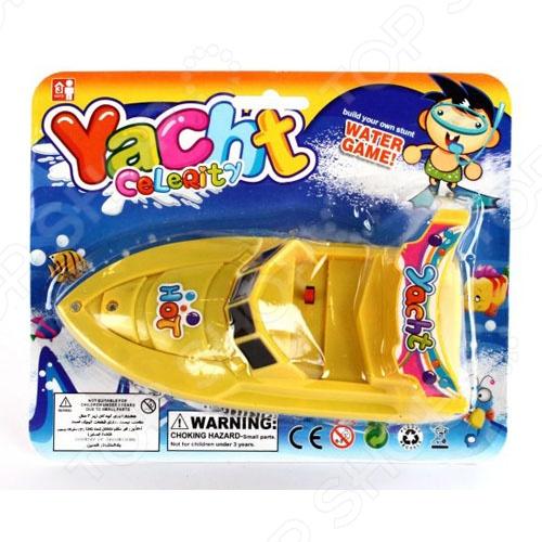 Игрушка для ванны Shantou Gepai «Катер-1»