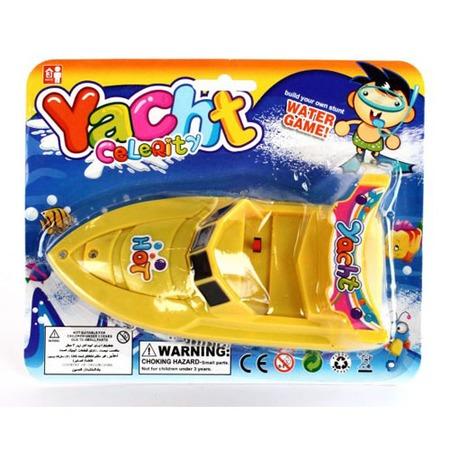 Купить Игрушка для ванны Shantou Gepai «Катер-1»