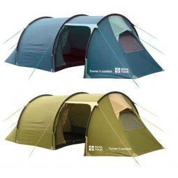 фото Палатка NOVA TOUR «Тоннель 3 комфорт»