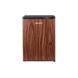 фото Холодильник Shivaki SHRF-74. Цвет: коричневый