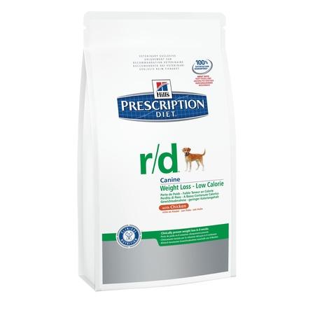 Купить Корм сухой диетический для собак Hill's R/D Prescription Diet Canine