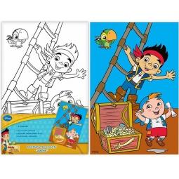фото Набор для росписи по холсту Росмэн «Джейк. Пираты Нетландии»