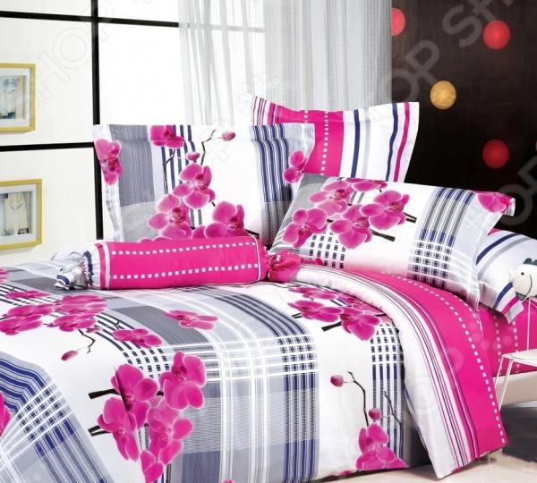 Комплект постельного белья Tiffany's Secret «Орхидея». Евро