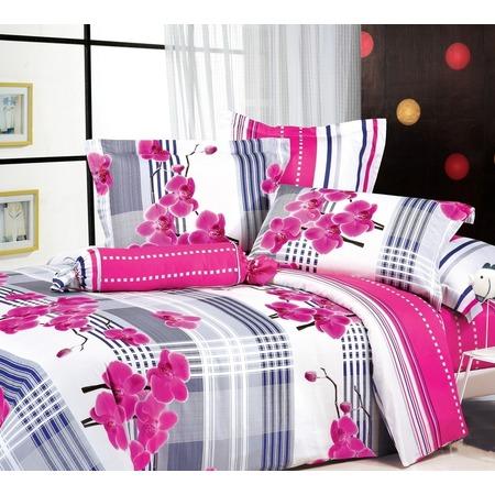 Купить Комплект постельного белья Tiffany's Secret «Орхидея». Евро