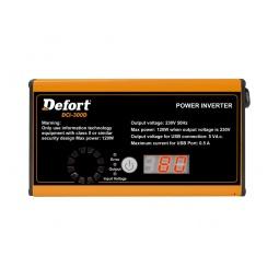 Купить Инвертор автомобильный Defort DCI-300D