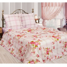 фото Комплект постельного белья Сова и Жаворонок «Кокетка». 2-спальный
