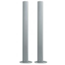 фото Комплект громкоговорителей Magnat Needle Super Alu Tower. Цвет: серебристый