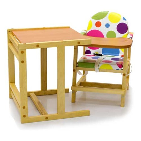 Купить Стол-стул для кормления ПМДК «Октябренок. Капитошка»