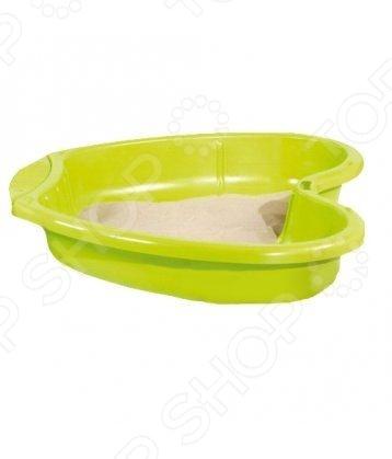 Песочница Пластик «Крыло Бабочки»