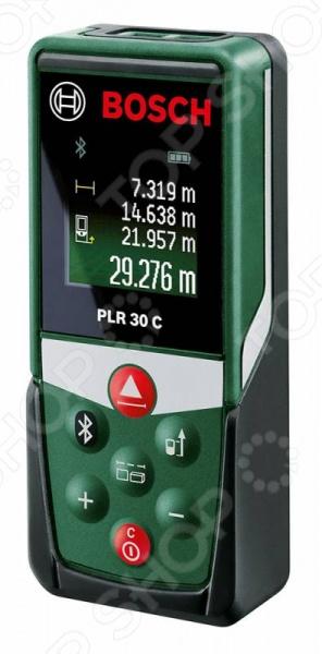 Дальномер лазерный Bosch PLR 30 C