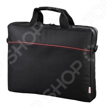 Сумка для ноутбука Hama Tortuga 17.3 сумка для ноутбука hama tortuga 17 3 полиэстер черный [00101240]