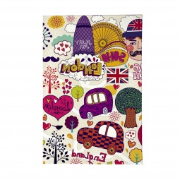 фото Обложка для паспорта Mitya Veselkov «Праздничный Лондон»