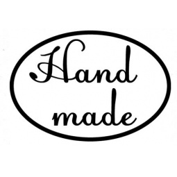 Купить Штамп для мыла Выдумщики «Hand made»