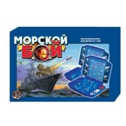 фото Дорожная игра Десятое королевство «Морской бой-1»
