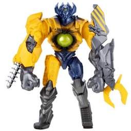 фото Игрушка-робот Mattel CDX46 «Турбо. Удар Макино»