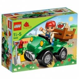фото Конструктор LEGO Фермерский квадроцикл